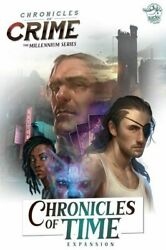 Chronicles Of Crime The Millennium Series Board Game Bundle With Free Shipping