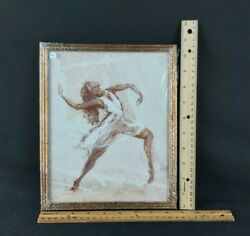 Small African American Art Black Art Picture Frame Wall Art #26