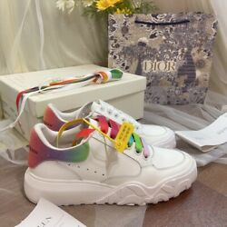 New Womenand039s Shoes Running Shoes Casual Sports Shoes Real-leather Trainers