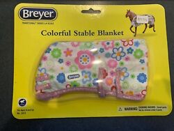 Breyer Traditional Accessories Colorful Stable Blanket - Assorted Colors