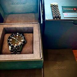 Extremely Rare Zodiac Super Sea Wolf Blackout