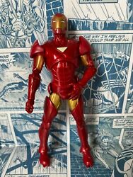 Marvel Legends Hasbro Terrax BAF Series Iron Man Action Figure H