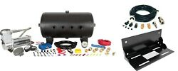 5 Gallon On Board Air System With Viair's 444c Compressor And Tire Inflation Chuck