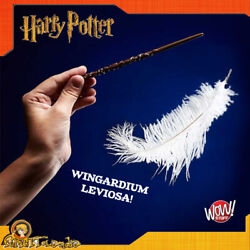 Wand Magical Harry Potter Hermione Granger Wand And Feather Wingardium Leviosa