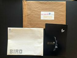 Bird Eastwood 1988 - Movie Press Kit W/photos And Press News Sheets W/env. Nm+