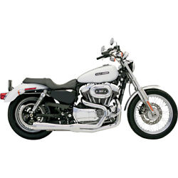 Bassani Road Rage 2-into-1 Sys. For 07-11 H-d Xl 1200l Low Efi