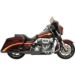 Bassani Road Rage 2-into-1 Sys. For 11-13 H-d Road Glide Ultra-fltru