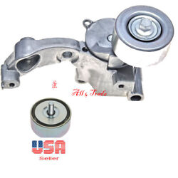 Belt Tensioner Assembly And Idler Pully Fitlexus Gs350 Is250 Is300 Is350 06-18