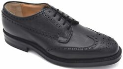 Church's Man Dress Shoes Business Derby Classic Fit G Leather Code Grafton R 173