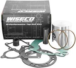 Wiseco Top End Piston Kit Wk1332 For Yamaha Wave Raider 1100 1995-1996 82.5 Mm
