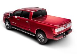 Undercover Uc5076s Se Smooth Tonneau Cover Fits 17-21 Titan