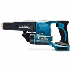 Makita 18v 1/4inch Collated Screwdriver Skin Dfr450zx
