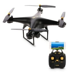 D68w 2.0mp Appareil Photo Drone Wifi Fpv Altitude Hold Headless Mode 3d Flip One