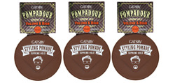Gatsby Styling Pomade Supreme Hold Hair Styling 75 G. X 3 Pcs