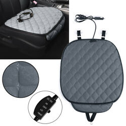 12v Polyester Fiber Car Heated Seat Cushion Seat Warmer Winter Household Cover