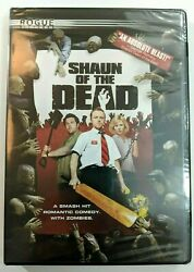 Shaun Of The Dead New Sealed Dvd Simon Pegg Kate Ashfield Lucy Davis Nick Frost