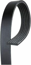 6k744 Ac Delco Serpentine Belt New For Chevy S10 Pickup Chevrolet S-10 Corolla