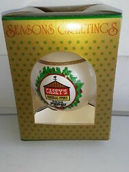 Casey's General Store 2000 Pepsi Christmas Ornament Made In New Hampshire Usa