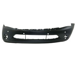 Capa For 2013-13 Qx56 2014-14 Qx80 Front Bumper Cover W/headlamp Washer Hole
