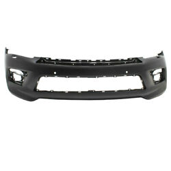 Capa For 15-17 Qx80 Front Bumper Cover W/o Collision Warning And Headlamp Wash