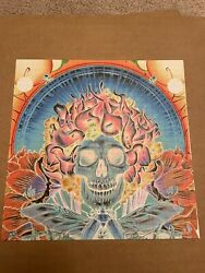 Aj Masthay Reverence Official Blotter Art Print Signed And /300 Dead No Reserve