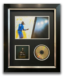 Stormzy Hand Signed Framed Cd Display - Heavy Is The Head - Music Autograph 2.