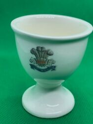 Badges Of Empire Collectors Series Egg Cup - The Welsh - No 188