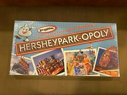 Hersheypark-opoly Amusement Park Property Trading Game Monopoly 3rd Edition
