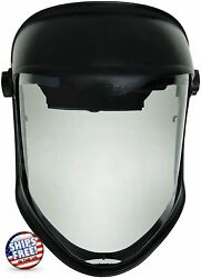 Uvex Bionic Face Shield Helmet Safety Mask Clear Protective Visor Cover Grinding