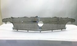 195 Buick Century Front Bumper Grille Triple Plated Original