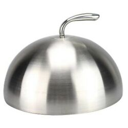 10xsteak Cover Teppanyaki Cover Oil-proof Cover Vegetable Cover Round Food