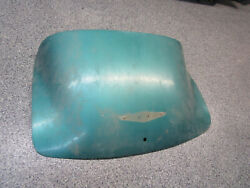 1949 Chevy Chevrolet Car Trunk Lid Fleetline Fastback Style Very Solid