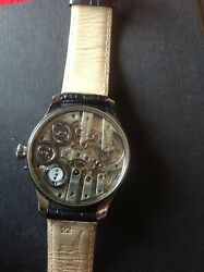 Marriage Watch Seconde Morte Jumping Second Very Very Rare Beautiful 47 Mm