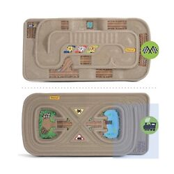 Simplay3 Carry And Go Durable Track Table Toy Race Cars Trucks Trains In Outdoor