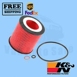 Oil Filter Kandn For Bmw 640i Xdrive Gran Coupe 2014-2019