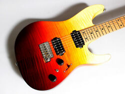 Ibanezaz242f/tequila Sunrise Gradation - From Japan - Free Shipping