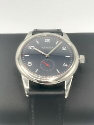 Nomos Glashutte Club Ii Red Timeless Edition Limited Edition 100 Pieces 38mm