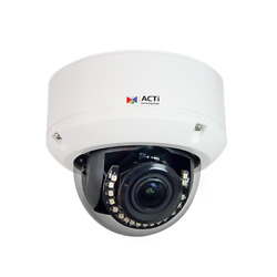 Acti A87 Outdoor Zoom Dome With D/nadaptive Ir