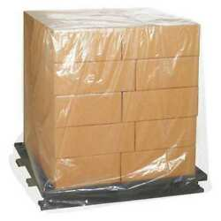 Partners Brand Bl4024 Pallet Covers 2 Mil 40 X 24 X 72 Clear 100/case