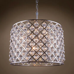 Gatsby Luminaires 701674-002 8 Light 27.5 Polished Nickel Clear Glass