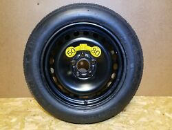 05 06 07 08 09 Volvo S40 Spare Tire T125/85 R16 Oem