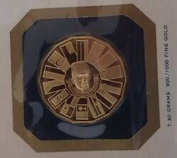 ✰ 1976 Malaysia 200 Ringgit Gold Proof W/cachet 1/5+ Oz Coin About 400 Minted ✰
