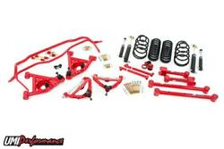 Umi Performance 78-88 Monte Carlo Suspension Handling Kit 2 Drop- Stage 2