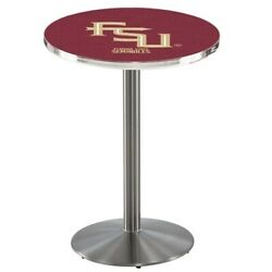 Holland Bar Stool Co. L214s3628fsu-fs 36 Stainless Steel Florida State