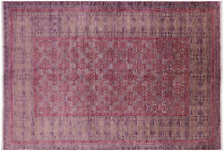 Hand-knotted William Morris Rug 6' 1 X 8' 10 - Q5912