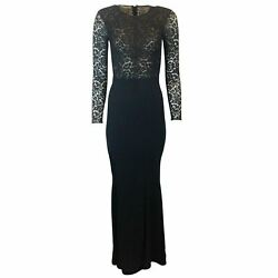 Collection Black Lace Gown