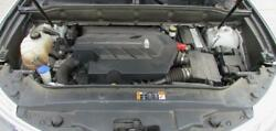 2016 Ford Lincoln Mkx Edge 2.7l Ecoboost Turbo Complete Engine And Wiring Access
