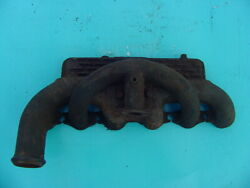 Ford Model A Four Cylinder Intake And Exhaust Manifold For Interior Heater Style