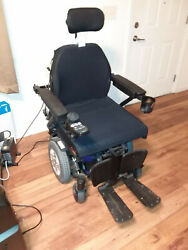 Quantum Q6 Edge Power Wheelchair - Clean Unused Price To Sell Keep Watching