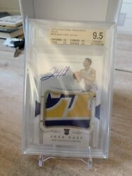 2017-18 National Treasures Limited Edition 05/10 Josh Hart Rpa Jersey Number 🔥